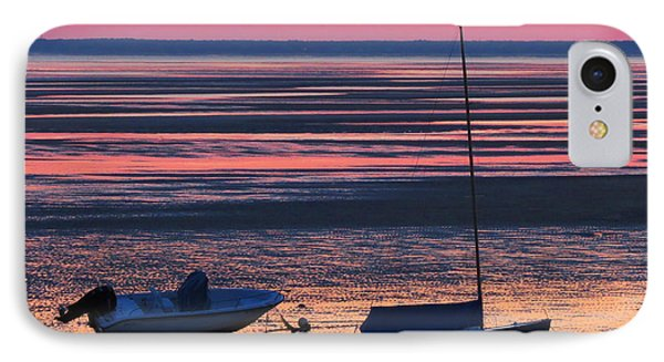 Pink Dawn IPhone Case by Dianne Cowen