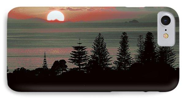Pink Dawn IPhone Case