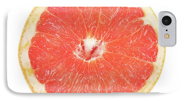 Pink Grapefruit Phone Case by James BO  Insogna