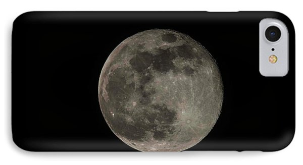 IPhone Case featuring the photograph Pink Moon by David Bearden