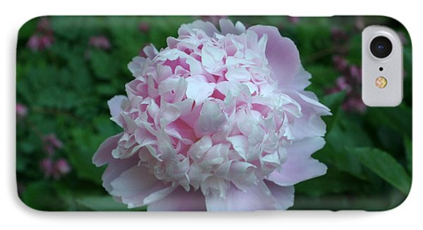 IPhone Case featuring the digital art Pink Peony by Barbara S Nickerson