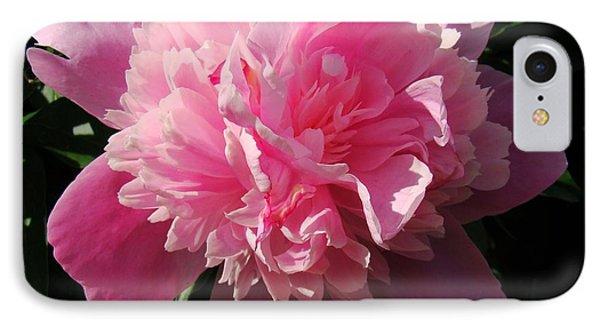Pink Peony Phone Case by Sandy Keeton