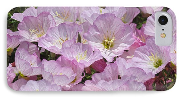 Pink Primrose IPhone Case by Bonnie Muir