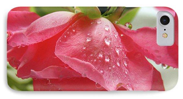Pink Rose #3 IPhone Case