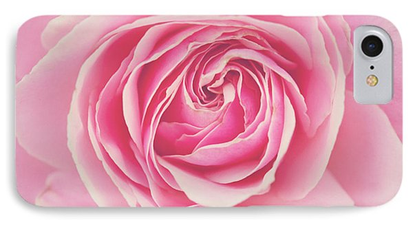 IPhone Case featuring the photograph Pink Rose Petals by Melanie Alexandra Price