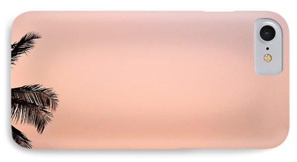 Pink Skies IPhone Case by Corinne Rhode