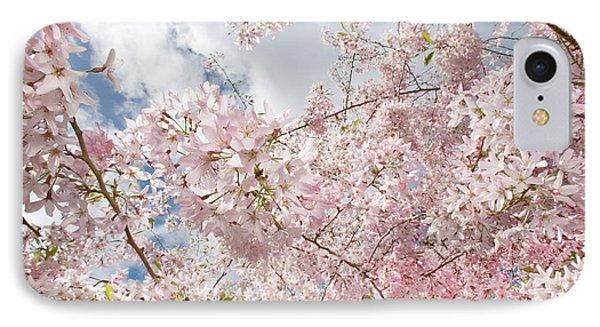 Pink Spring Phone Case by Daniel Furon