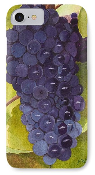 Pinot Noir Ready For Harvest Phone Case by Mike Robles