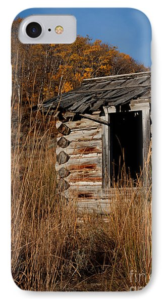 Pioneer Homestead Phone Case by Idaho Scenic Images Linda Lantzy