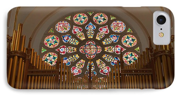 Pipe Organ - Church IPhone Case