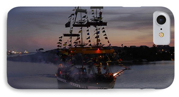Pirate Invasion IPhone Case