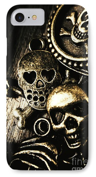 IPhone 7 Case featuring the photograph Pirate Treasure by Jorgo Photography - Wall Art Gallery