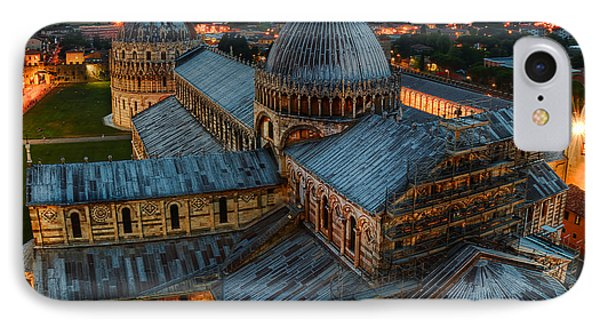 Pisa Cathedral IPhone Case by Robert Charity