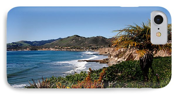 Pismo Beach California Phone Case by Susanne Van Hulst