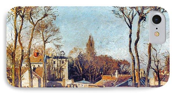 Pissarro: Voisins, 1872 Phone Case by Granger