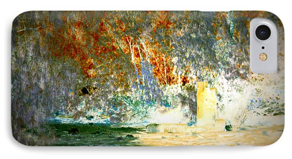 Pissarro's Garden IPhone Case