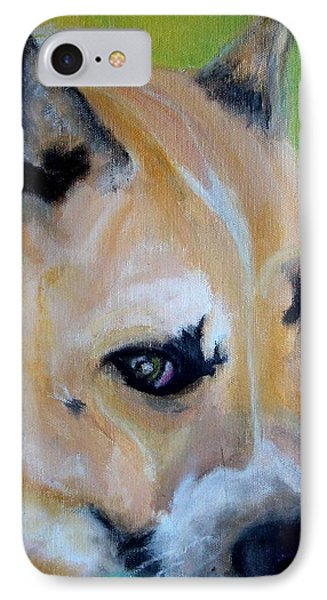 Pit Bull- Eve IPhone Case