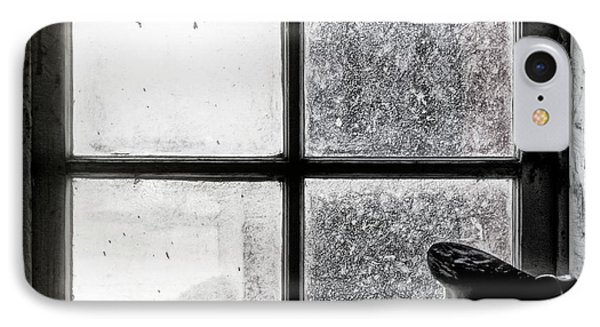 IPhone Case featuring the photograph Pitcher In The Window by Brad Allen Fine Art