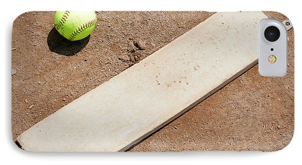 Pitchers Mound Phone Case by Kelley King