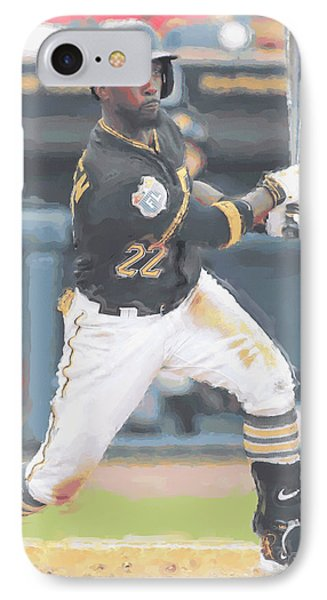Pittsburgh Pirates Andrew Mccutchen 3 IPhone Case
