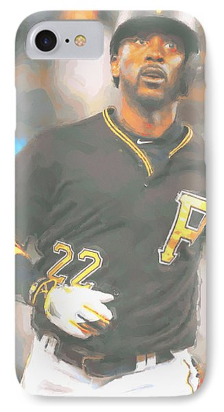 Pittsburgh Pirates Andrew Mccutchen 4 IPhone Case