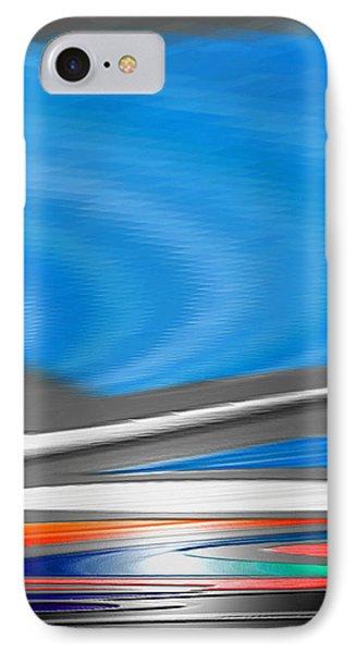 Pittura Digital IPhone Case by Sheila Mcdonald