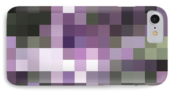 Pixelated IPhone Case