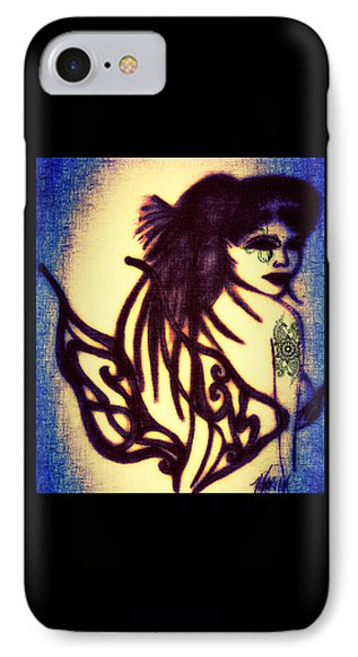 Pixie IPhone Case by M Images Fine Art Photography and Artwork