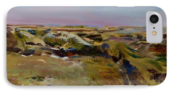Coulee Evening IPhone Case by Helen Campbell