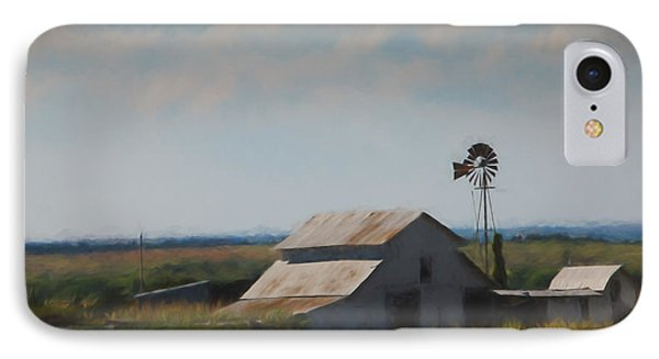 Plains Painted Barn IPhone Case