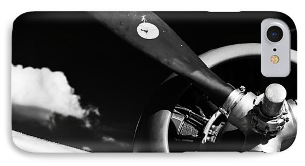 IPhone Case featuring the photograph Plane Portrait 1 by Ryan Weddle