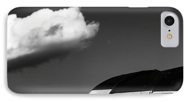 IPhone Case featuring the photograph Plane Portrait 3 by Ryan Weddle