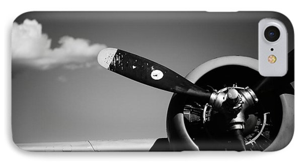IPhone Case featuring the photograph Plane Portrait 4 by Ryan Weddle