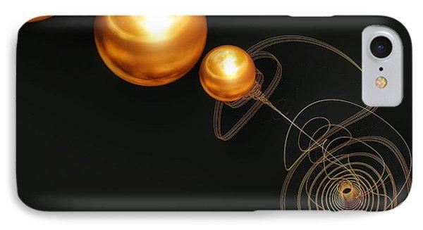 Planet Maker IPhone Case