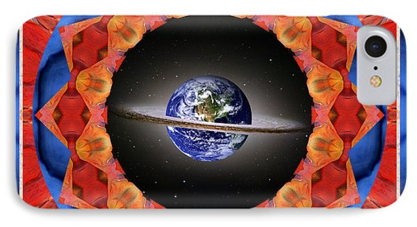 IPhone Case featuring the photograph Planet Shift by Bell And Todd