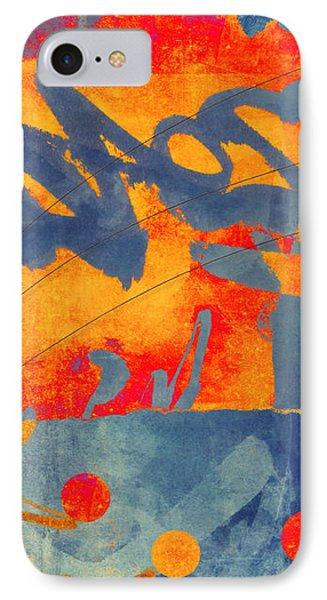 Planetary Celebration IPhone Case by Carol Leigh