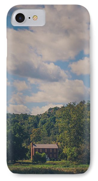IPhone Case featuring the photograph Plantation House by Shane Holsclaw