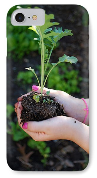Planting Season IPhone Case