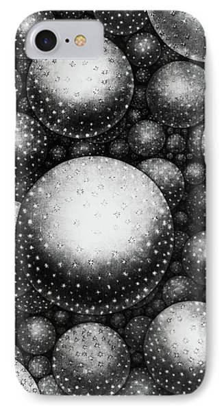 Plate Xxxi From The Original Theory Of The Universe By Thomas Wright  IPhone Case by English School
