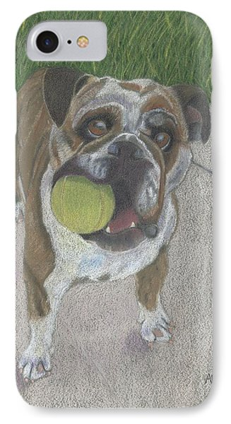 Play With Me IPhone Case by Arlene Crafton