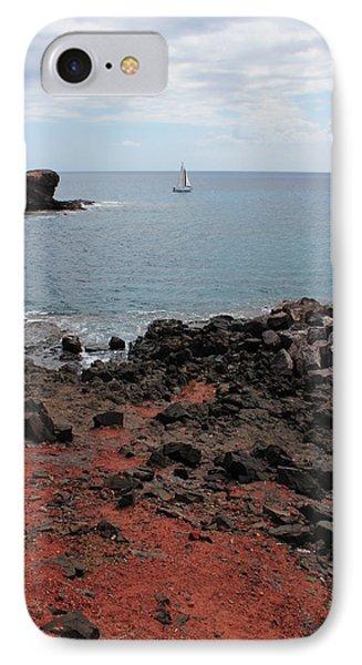 Playa Blanca - Lanzarote IPhone 7 Case by Cambion Art