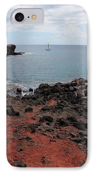 Playa Blanca - Lanzarote IPhone Case by Cambion Art