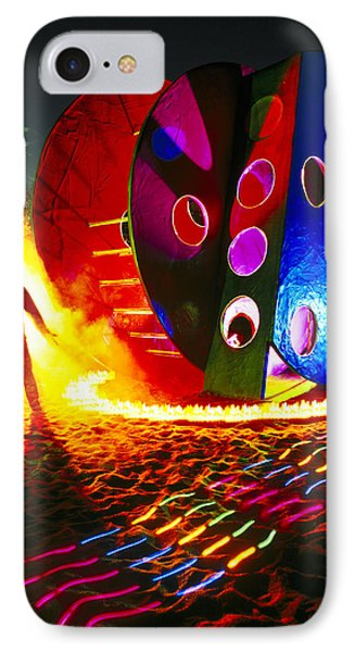Playground IPhone Case by Garry Gay