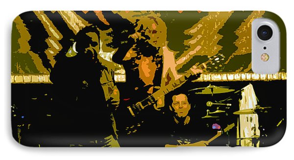 Playing Hard Phone Case by David Lee Thompson