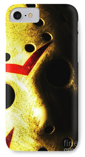 Playing The Intimidator IPhone Case by Jorgo Photography - Wall Art Gallery