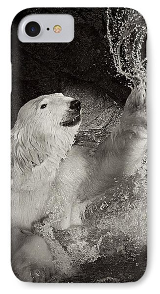 IPhone Case featuring the photograph Playtime by Jessica Brawley