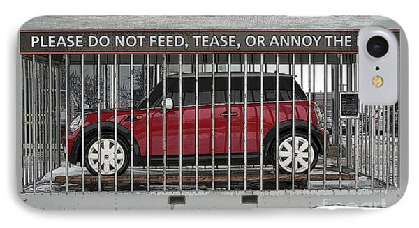 Please Do Not Feed Tease Or Annoy The Mini IPhone Case