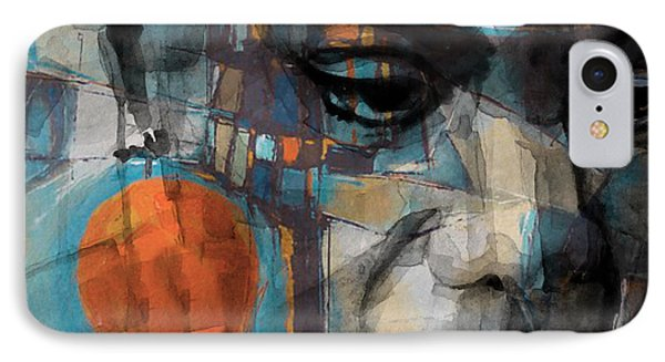 Please Don't Let Me Be Misunderstood IPhone Case by Paul Lovering