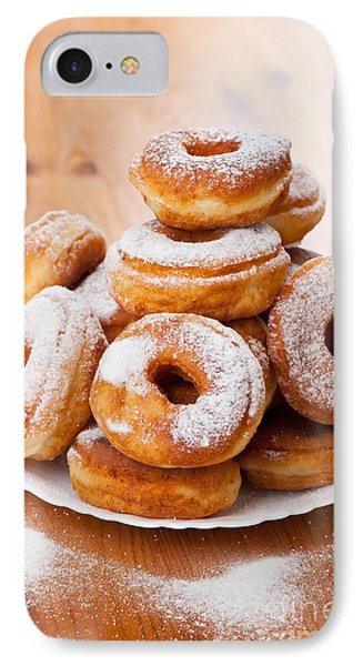 Plenty Doughnuts Or Donuts With Holes  IPhone Case