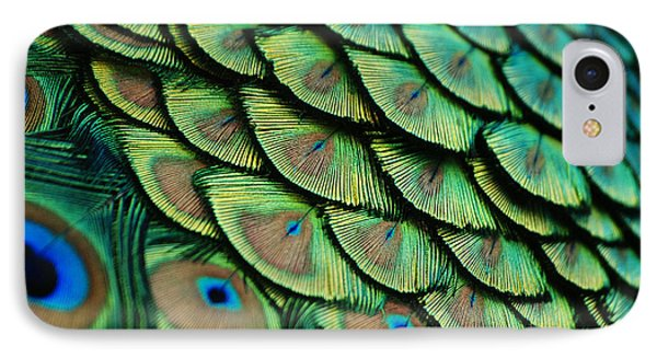 Plumes IPhone Case